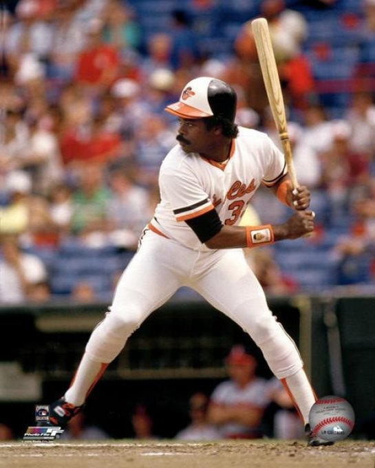 Happy 64th Birthday Eddie Murray.  One of the best of his generation.