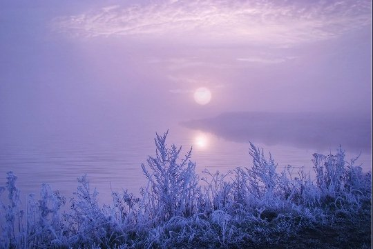 A sun that seems like a moon... #nature #planetearth #photo #travel #trekking #landscape #vacations #resorts #holidays #dreams #people #lovers #sky #sun #tour #peace #forest #trees #lights #sunrise #water #seas #hills #country #mountain #lakes #afternoon #camping #paradise