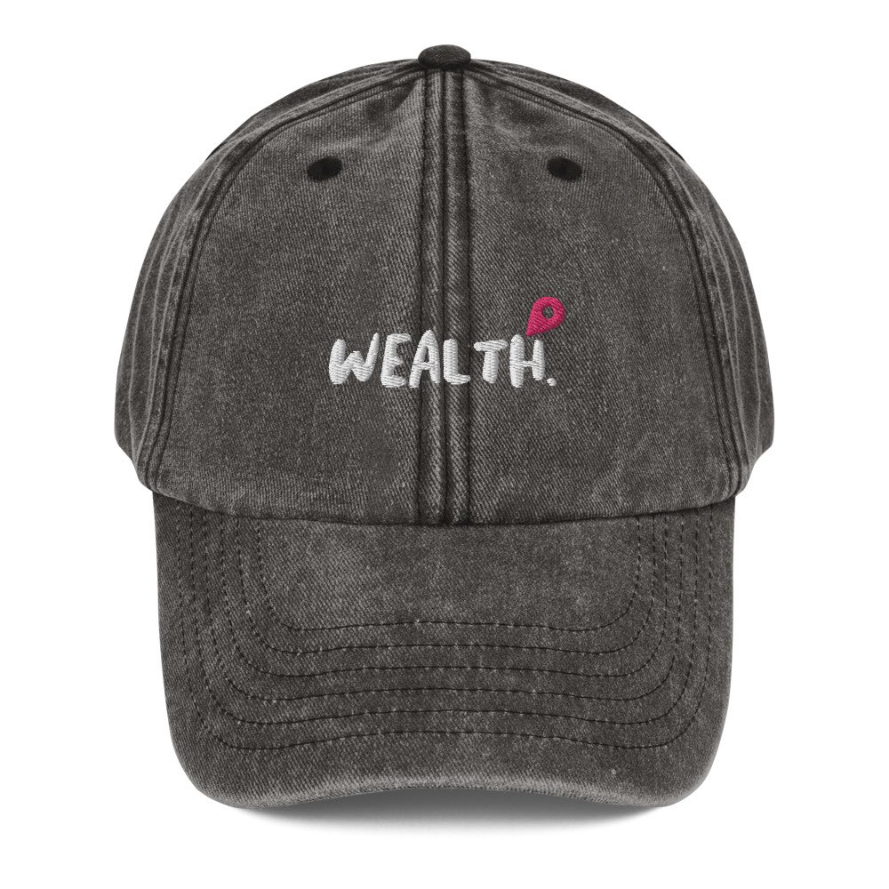 """""""WEALTH HAT"""" out right now!! • • Like.Comment.Retweet. • • #Atlanta #Newyork #Pennsylannia #NewJersey #Texas #California #Drip #viral #explore #girlclothing #unisexclothing #clothingbrand #FILTHIMILLIpic.twitter.com/5t9mpGvUek"""