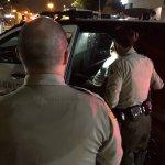 Image for the Tweet beginning: Highly alert Walnut Station Deputies