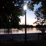 Image for the Tweet beginning: Caminata por el Lago de