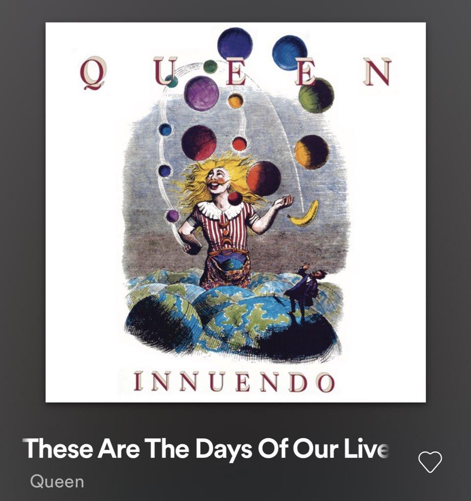 Cuál es su canción fav de queen?? La mía es esta, compártanme para escucharlas todas