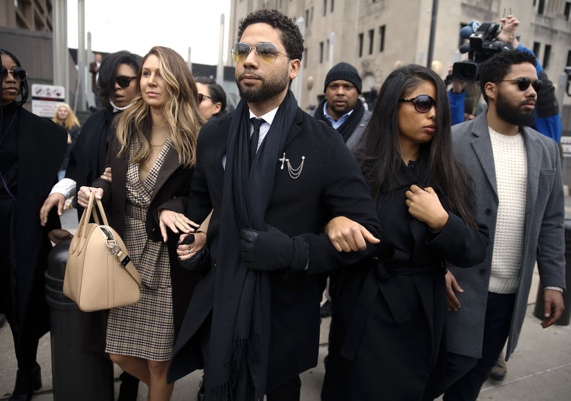 Why Jussie Smollett's lawyer is calling new charges double jeopardy: https://bit.ly/2STcufBpic.twitter.com/4DmRWO9IUy