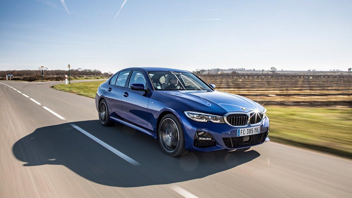 Performance de conducción inigualable que se combina con la tecnología BMW Intelligent Personal Assistant El BMW Serie 3 👉🏻 http://bit.ly/2L3h7Sg #THE3 #BMW #BMWSerie3