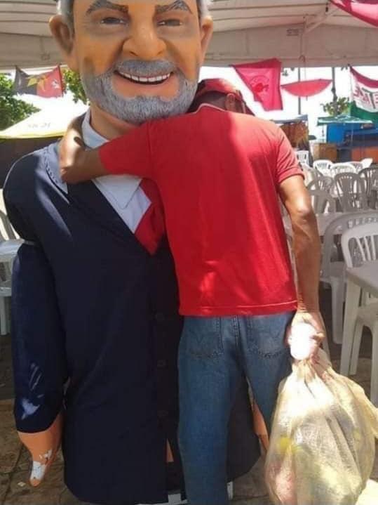 A imagem do Carnaval