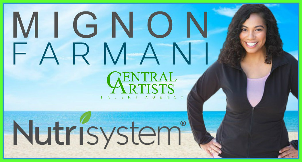 """Congratulations to Mignon Farmani @CentralArtists Talent booked a Commercial for """"Nutrisystem"""" - Director Grady Hill & Casting Director Gabrielle Schary! Fantastic job once again Mignon #Actress #CentralArtists #ActorsLife #CastingDirectors #TalentAgent #Actresslife #TalentAgencypic.twitter.com/93GoZdOlGi"""