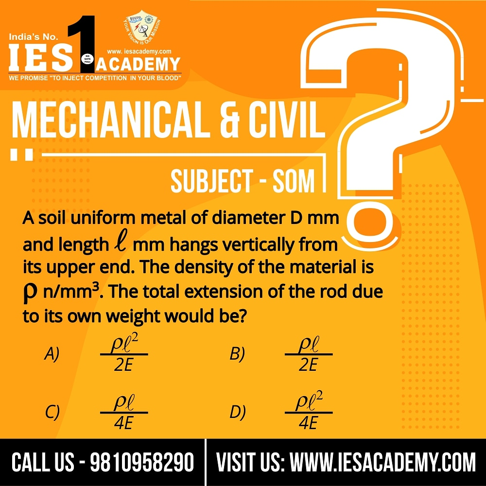 Quiz time...!!! Give your answer in comments...!!!    #GATE2021 #engineerlife #EngineeringStudent #engineeringmemes #engineers #Engineer #electricalengineers #electricalengineering #mechanicalengineers #mechanicalengineer #mechanicalengineering #civilengineerblog #civilengineerpic.twitter.com/2tmTiYR1Fq