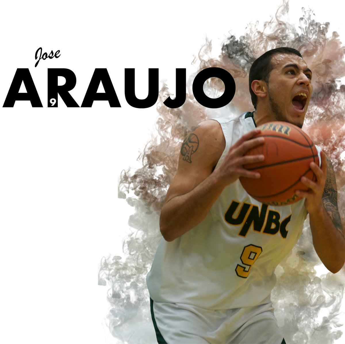 Another great TWolf throwback, looking at the incredible @UNBC career of Jose Araujo! A 3-year TWolf, Jose earned two @pacwestbc Championships, two PacWest All-Star nods, and a @CCAAsportsACSC National Championship in 2010! Thanks for your contributions to @UNBCBasketball, Jose! pic.twitter.com/ORQ0ekvhM2