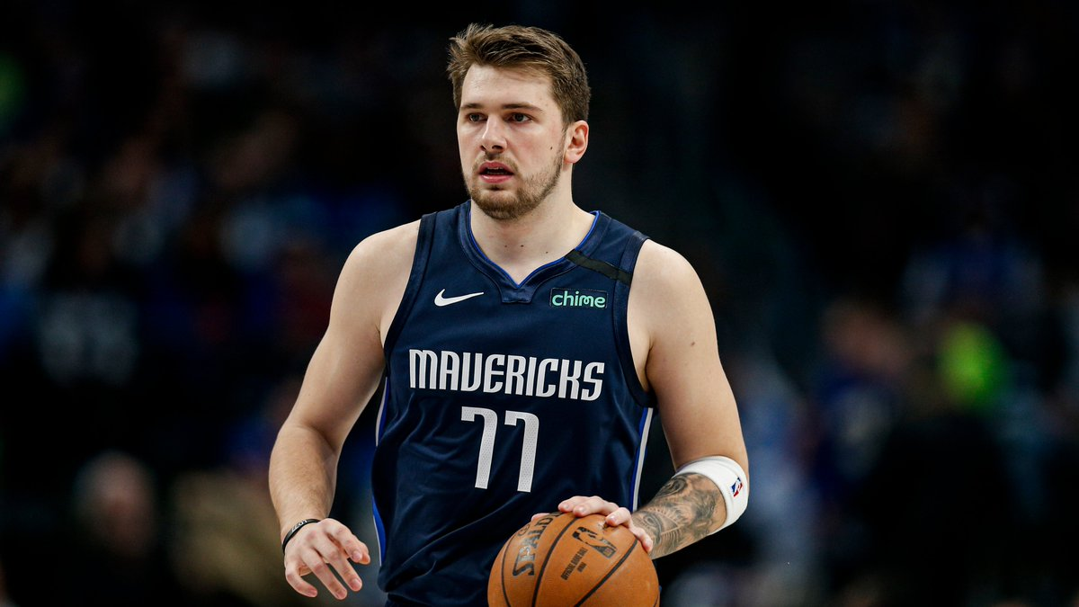 How many #FDPoints is Luka dropping tonight?