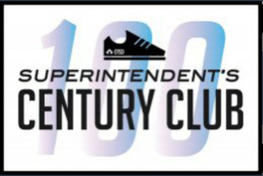 Excited I got my #centuryclub pin for the @CyFairISD #FunRun!  Come join us! Have you signed up- early registration closes 3/2.  All funds raised support an amazing cause -scholarships from the CyFair Education Foundation for our kids! @CFISDClubRewind @SuptMarkHenrypic.twitter.com/7mXl6aJW61