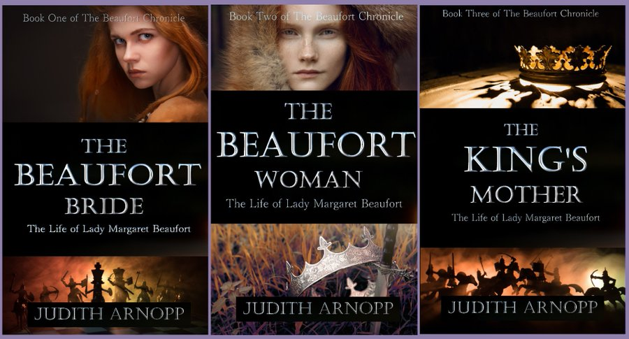 'Ms Arnopp breathes fresh life into the world that Margaret lived.' - Mary Anne Yarde, author of the Du Lac Chronicles  BOOK ONE  ONLY £1.99!   http://mybook.to/thebeaufortbride…   #Kindle  #HistoricalFiction  #weekendreading   Book One ONLY £1.99!