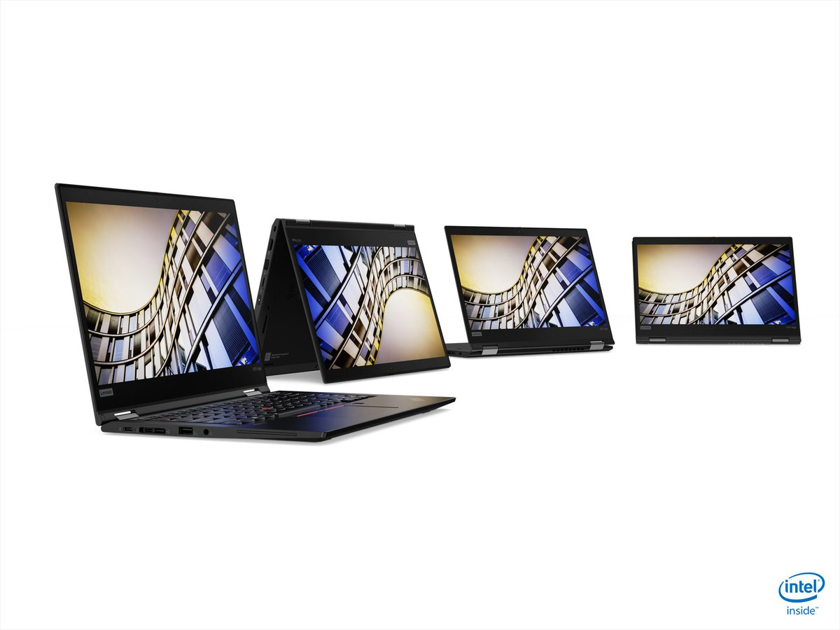 Lenovo adds nine new laptops to its ThinkPad lineup