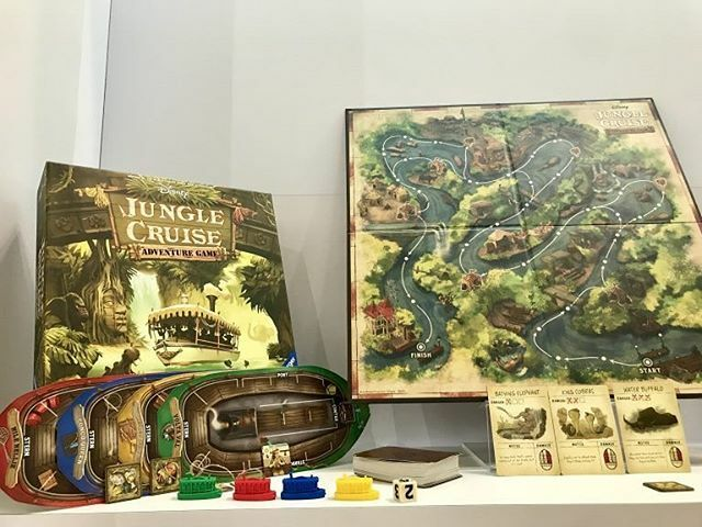 Disney Jungle Cruise Adventure Game Sailing In This Summer! . . Check out our story to find out more information! . . . . #disney #disneynews #disneygames #boardgames #disneyathome #disneygram #disneylife #disneylifestyle #chipandco https://ift.tt/2Vnl3ATpic.twitter.com/foDwLjUsVU
