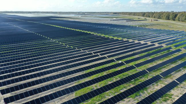 .@DukeEnergy installs one-millionth solar panel in Florida http://bit.ly/2wMW7c1  #FlaPol