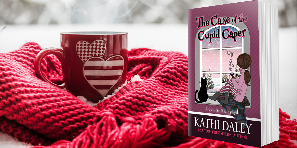 Amazon New Release A #Valentine Cozy #Mystery http://amzn.to/31QGlYT  Buy or read for FREE with #Kindleunlimited