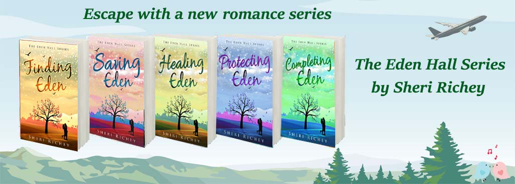 A 5-book #Romance series wrapped in a warm family saga - Finding Eden introduces you to a unique group of people that you will want to follow through the ups and downs of love.    http://readerlinks.com/l/286664_1389        #IARTG #IAN1 #FREE on #KindleUnlimited  #agingout