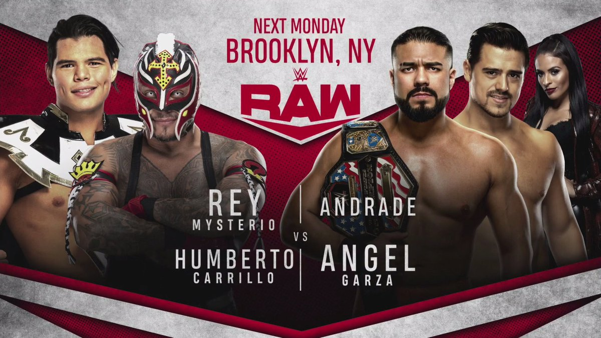 WWE RAW Matches, Returns & Segments Announced For Next Week