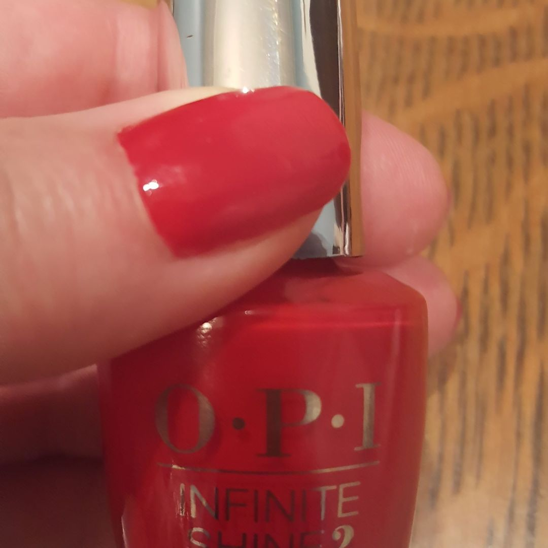"OPI Adam said ""It's New Year's Eve"" is still Rockin' Red! #Fab Fingernails #OPI #Valentine's Day EVERYDAY! https://www.influenster.com/deeplink/photos/60730800…"