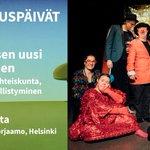 Image for the Tweet beginning: Sosiaalinen #sirkus osallisuuden edistäjänä! #Kuntoutuspäivät