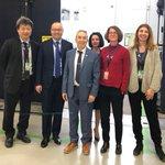 Image for the Tweet beginning: Notre collègue Yu Cheng Wang