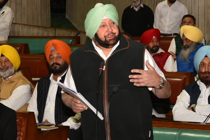We will not let #KartarpurCorridor to be closed down, declares Chief Minister @capt_amarinder Singh in Punjab Assembly, terms controversy over DGP's remarks `Avoidable'. CM says Dinkar Gupta had already apologised & it was time to focus on peace. ....(1/2)