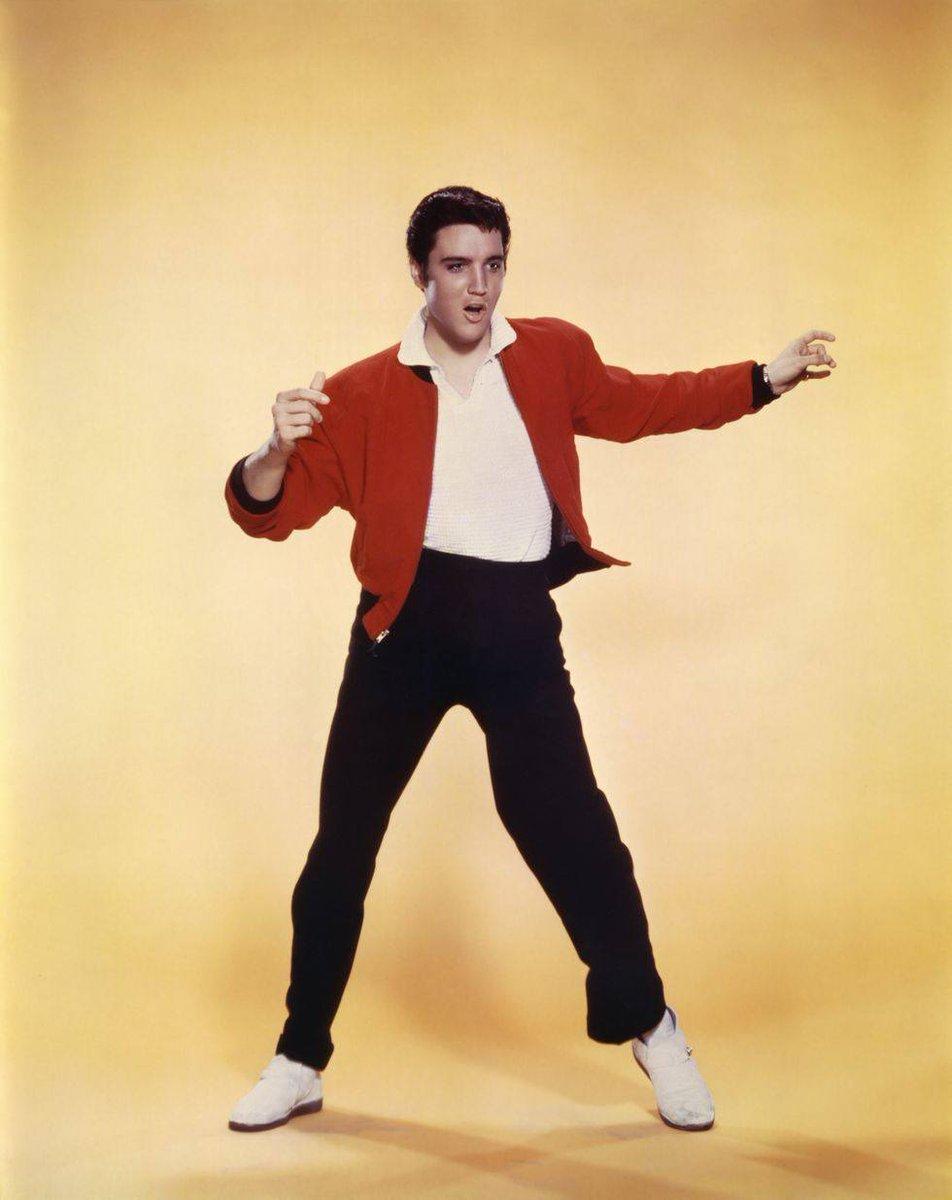 Elvis Presley. Jailhouse Rock promo 1957 #ElvisPresley #jailhouserock @ElvisPresleypic.twitter.com/GcGTibYVRP