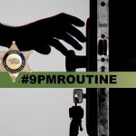 Image for the Tweet beginning: It's time for the #9PMRoutine.