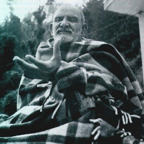 Replying to @NeemKaroliBaba1: Cleanse the Mirror of your Heart and you will see God - Maharaj ji