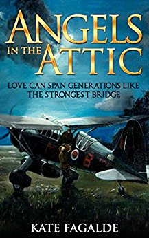Angels In The Attic: Love can span generations like the strongest of bridges. Kate Fagalde.. https://amzn.to/2C6sq7K reTweet please #love #adventure
