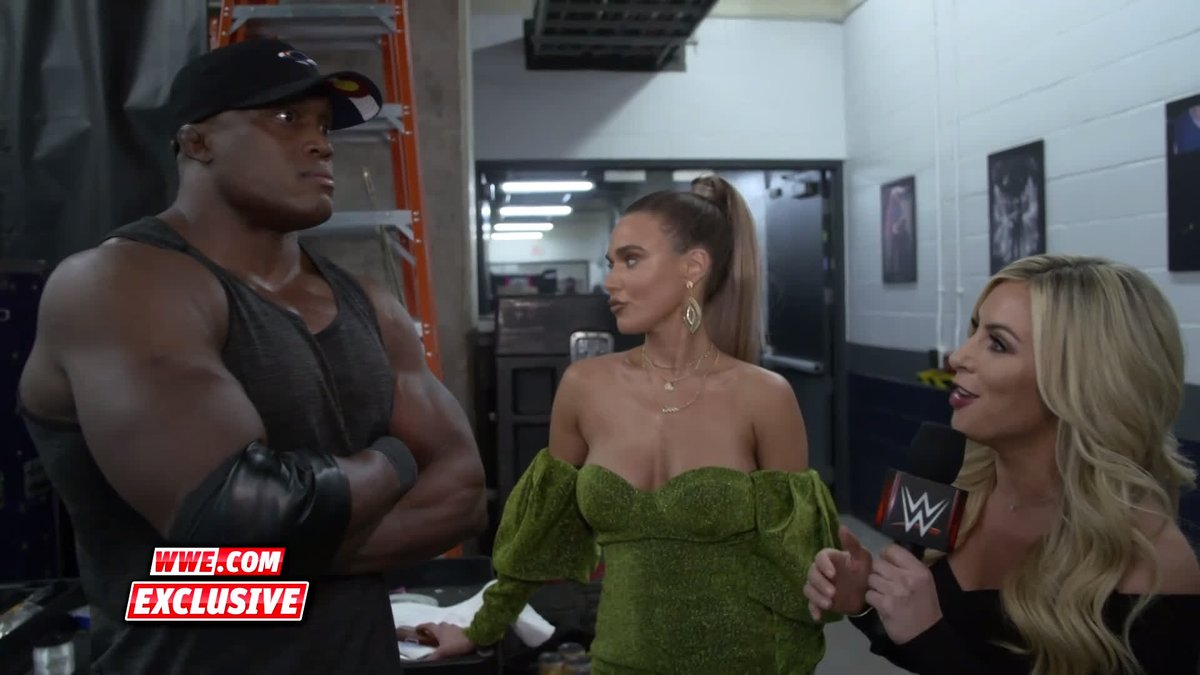 EXCLUSIVE: If you think @fightbobby and @LanaWWE are done TAKING what they want, just wait for #WWESSD.