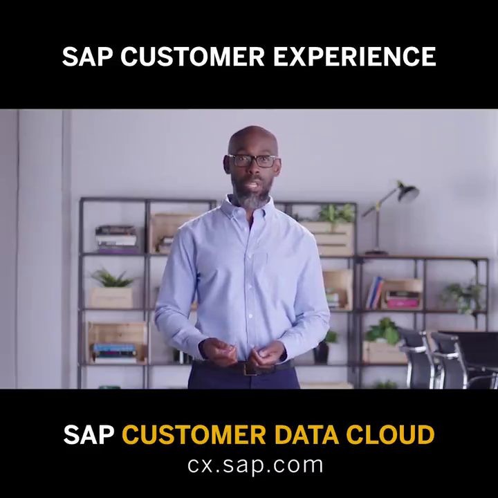 Offer seamless engagements, build trust, and deliver personalized digital experiences to businesses, partners, and customers with SAP Customer Data Cloud.  Explore the @SAP_CX overview videos: http://sap.to/60171mHVS