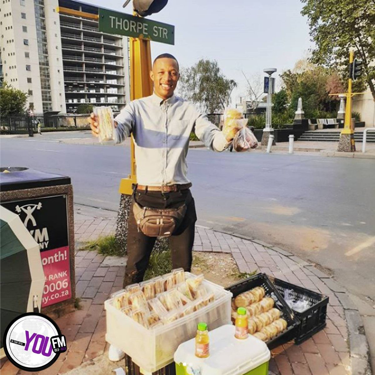 We will be chatting with Itumeleng @sandwich_kiing Lekomanyane, Founder of #SandwichNtonNtons  Stay In Tune with #YOUWithTheBoys @za_vibe @OG_KamoGEE @sbingelelo @Cashonradio   DSTV Channel 842   #CelebratingYOU  #YOUInspireUs
