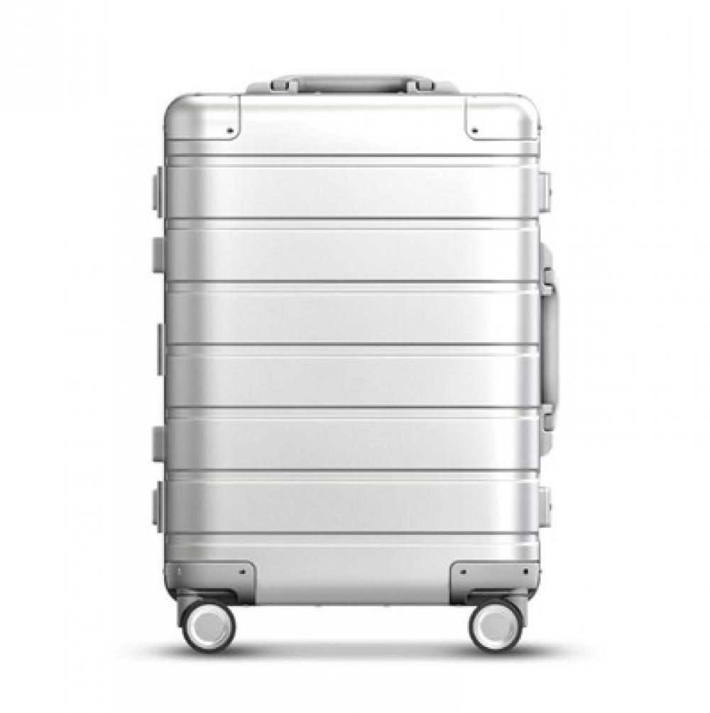 #hike #life Unisex Aluminum Travel Luggage