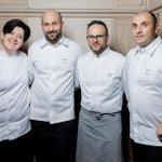 Image for the Tweet beginning: La cucina di chef Toro