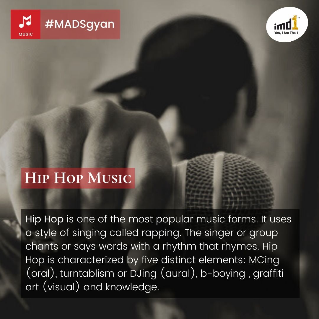 TRIVIA TIME: Explore interesting piece of information on unknown co-curricular activities. Music, Art, Dance & Sports gyan.  #MADSgyan #imd1 #IAmThe1 #Music #Art #Dance #Sports #HipHopMusic #AbstractArt #TapDance #Woodball #TuesdayMotivation #TuesdayThoughtspic.twitter.com/sTKyfUqtO2