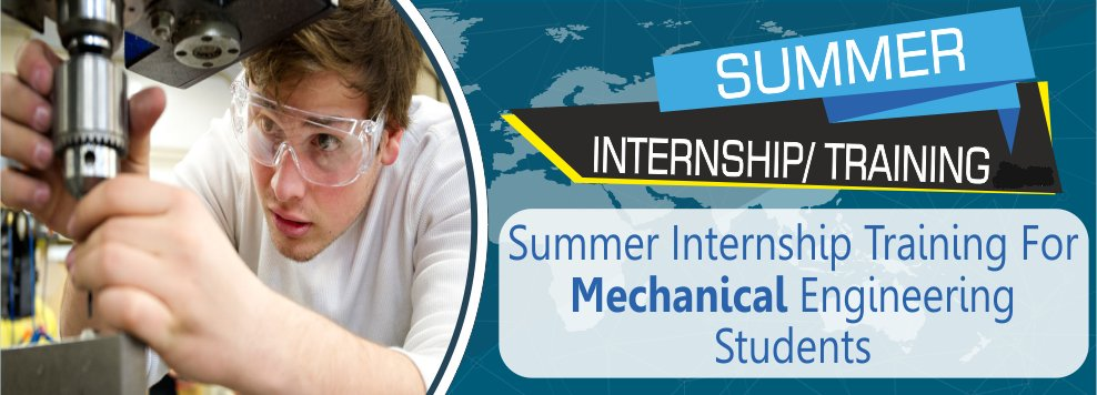 APTRON offers #Summer #Internship #Training For #Mechanical #Engineering Students. Our exceptionally skilled trainers give viable knowledge, share their industry experiences, and prepare the youthful candidates to face the challenges of the industry.