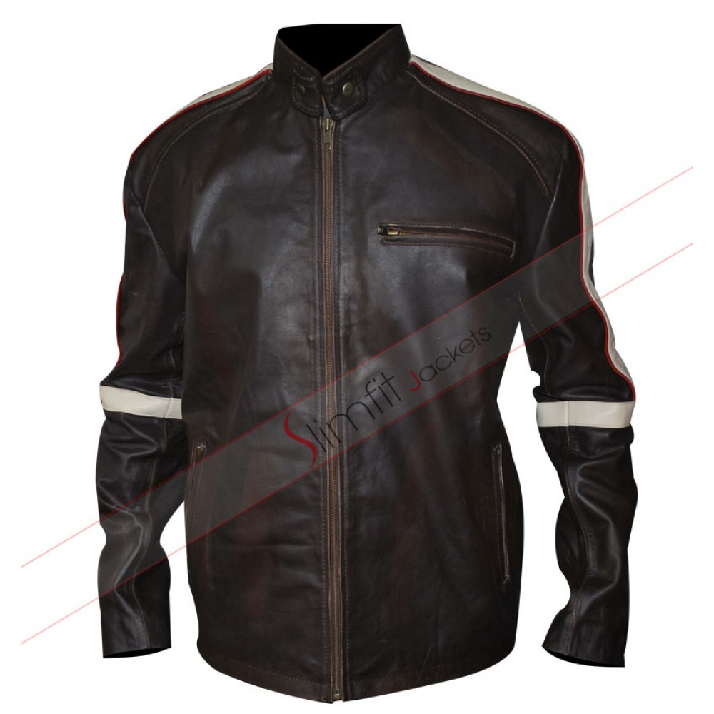 Belstaff Hero Bison Leather Brown Jacket at Discounted Rates With Free Worldwide Shipping. Visit Here: http://bit.ly/2Vjj40s  #LeatherJacket #BisonJacket #MensJacket #BelstaffJacket #BrownJacket #SlimFitJacketpic.twitter.com/etWoeXrii4