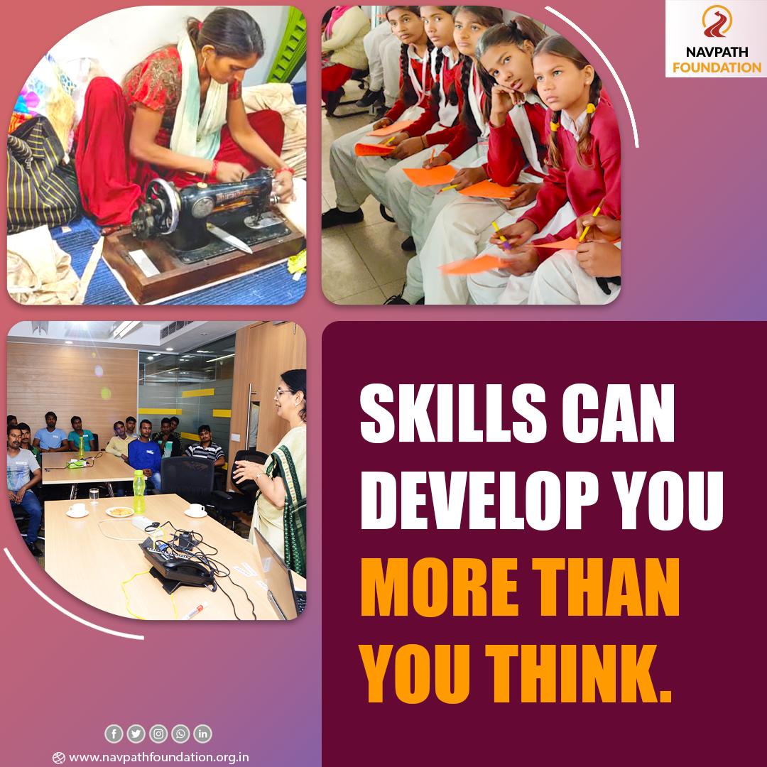 Skills can develop you more than you think.  #navpath #donate #skilldevelopment #skilltoy #rurallife #ruraldevelopment #ruralpeople #womenempowerment #empoweringwomen #communitydevelopment #womensupportingwomen #womeninspiringwomen #socialgood #nonprofit #smilespic.twitter.com/jht0n9a0Sk