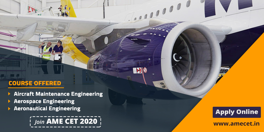 Join AME CET to build your career in Aerospace Engineering, Aircraft Maintenance Engineering (AME), and Aeronautical Engineering courses. For career query call 8800663006 or visit http://amecet.in  #AME #aerospaceengineering #aeronauticalengineering #AMECETpic.twitter.com/6X748eFUxi