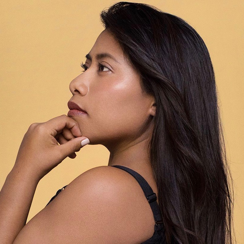 .@YalitzaAparicio was the first indigenous Mexican to be nominated for the Academy Award Best Actress, but instead of leading a life of excess in Hollywood, she became a political force in her home country http://mercedes-benz.com/en/she . #ShesMercedes #inspiration #Roma #Netflix