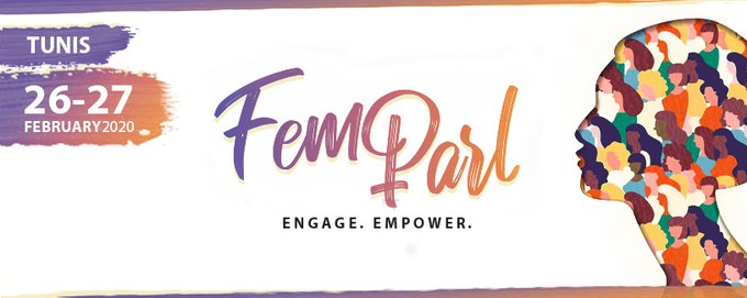 #FemParl starts tomorrow in Tunis 🥳!   Canada 🇨🇦 is proud to bring together a group of #womenleaders from the #MENA region for a 2-day event, #Iraq will be represented in this important gathering.   #ForumofFederations #WomenLeadership #EqualityMatters https://t.co/GzBwqvd44J