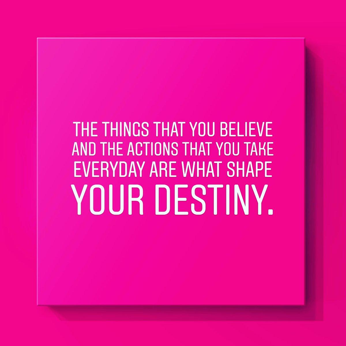 THE TGINGS THAT YOU BELIEVE AND THE ACTIONS THAT YOU TAKE EVERYDAY ARE WHAT SHAPE YOUR DESTINY  . . . . . . #believeinyourself #couragequotes #alwaysbelieveinyourself #motywacja #motywacjadodziałania #rozwojosobisty #pozytywnemyslenie  #coachingtrojmiasto #lifecoachingpic.twitter.com/gUC0AOstk3