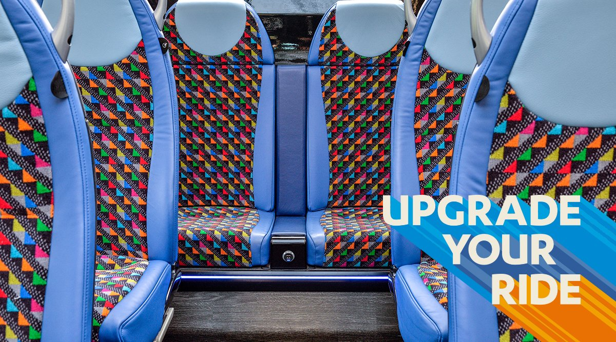#The1 for #Blackburn, #Darwen & #Bolton  💺 Comfy seats with designer fabric and headrests   UPGRADE YOUR RIDE