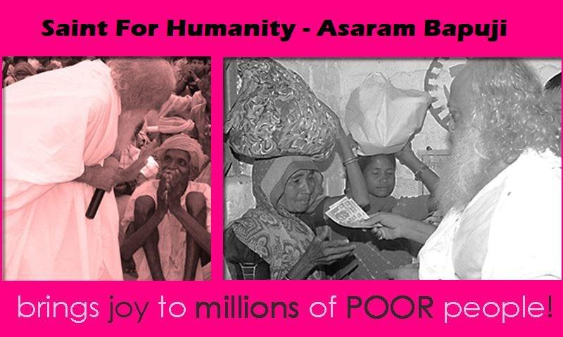 For Whole #Humanity Pujya #BapuJi is: ◆24hrs in a DAY #Kind ◆30d in a MONTH kind ◆12m in a YEAR kind  On this #WorldKindnessDay we the disciples thank #SaintForHumanity for serving d society!  #SewaActivitiesByAshram or #HealthTipsByBapuji see the defination of #kindness<br>http://pic.twitter.com/ROLzG6I07W