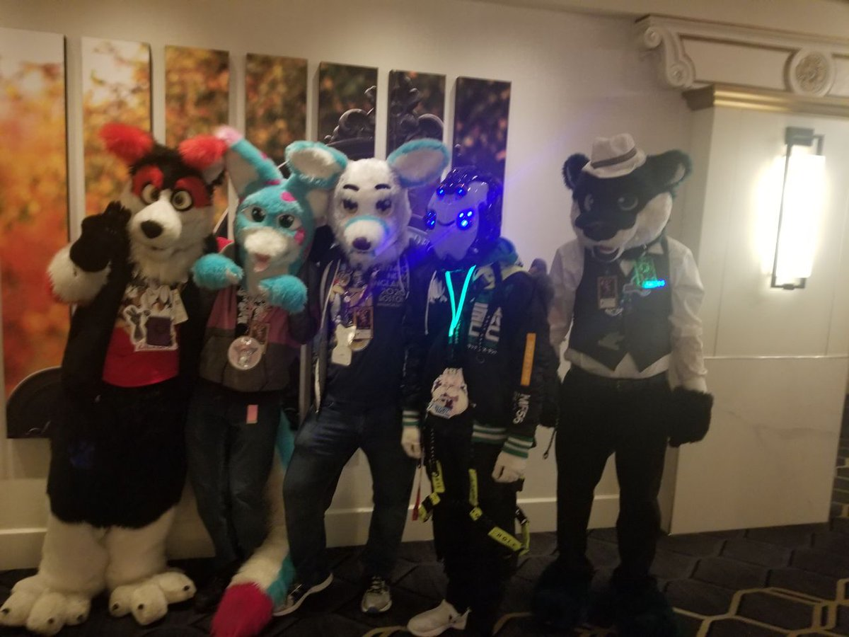 Some pictures with friends and interesting fursuiters <br>http://pic.twitter.com/estXyEa2RB
