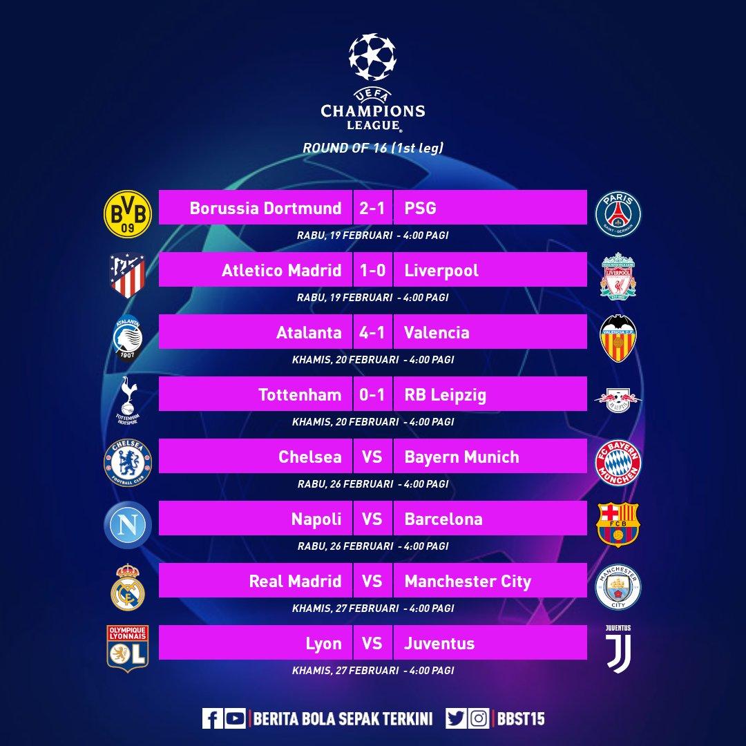 2 perlawanan #UCL pagi nanti  Live di beIN SPORTS: Napoli v Barcelona (CH818) Chelsea v Bayern (CH819)