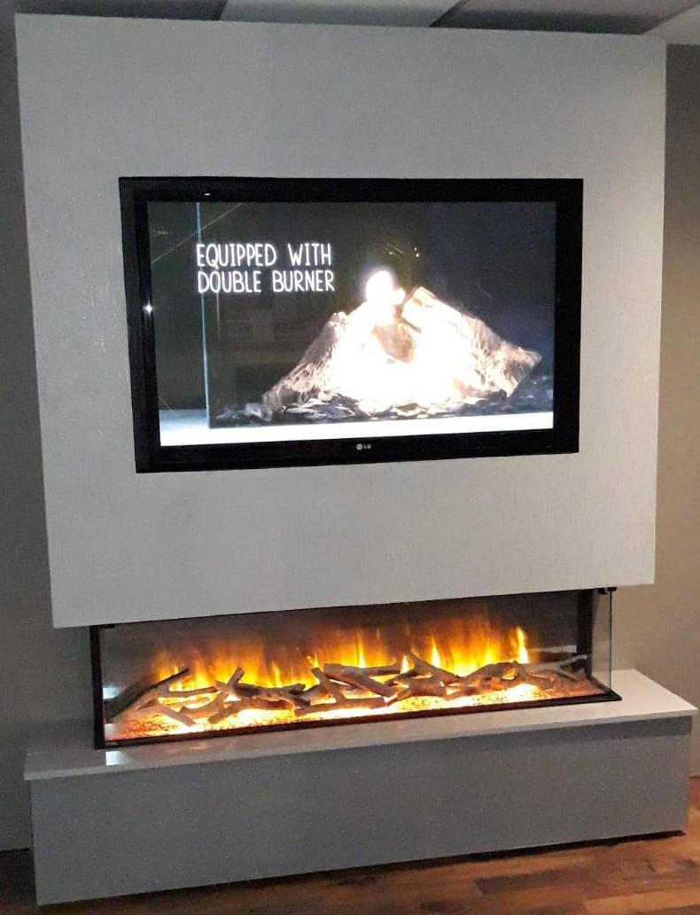 FREEPOST!! NEW Gas Fire Coals 10