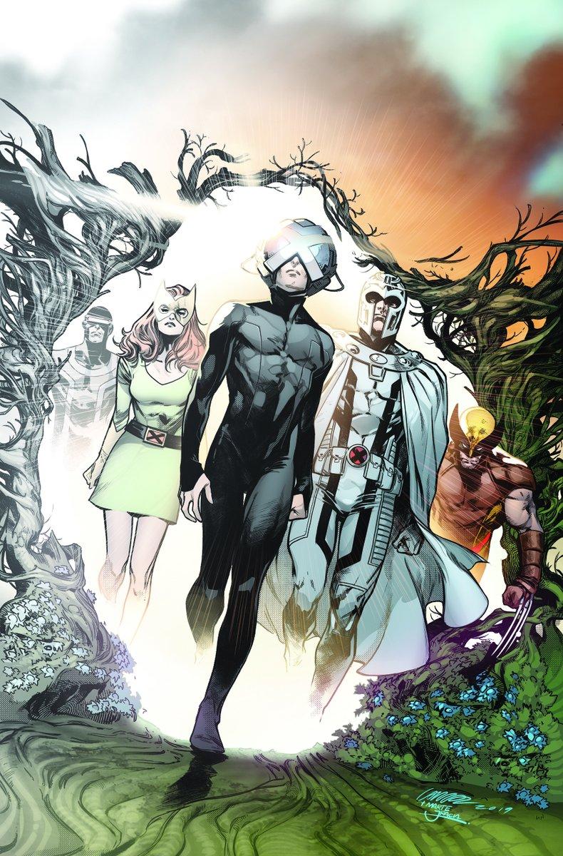 Artist Edition. Dinastía de X 1 Edición especial del inicio de la revolución mutante de Jonathan Hickman y Pepe Larraz.  https://www.universomarvel.com/artist-edition-dinastia-de-x-1/…