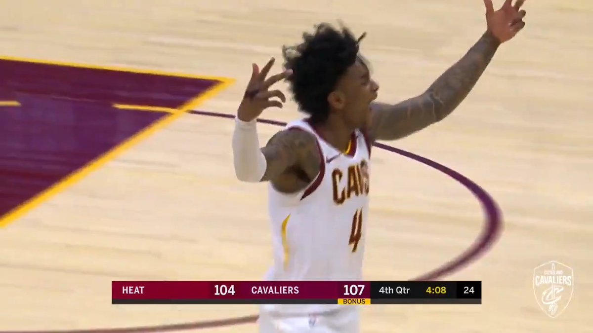 """Last night's """"rematch"""" sure went well for @kevinporterjr.  30PTS   8REB   3STL #BeTheFight"""