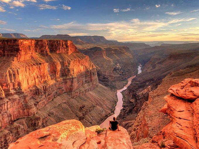 #TalDiaComAvui de 1919 va ser declarat #ParcNacional el Gran Canyó del Colorado #USA @GrandCanyonNPSpic.twitter.com/w3h3t3QPiP